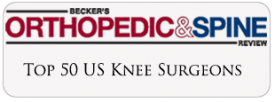 Becker's Orthopedic Top Knee Surgeons